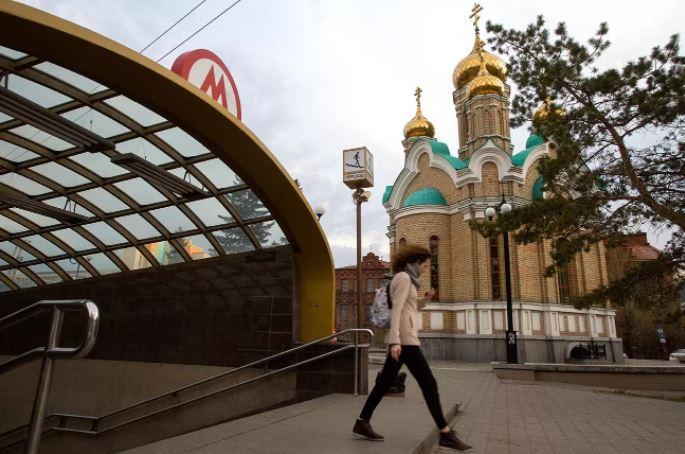 Единственная станция, которую успели построить и открыть. /Фото:bigpicture.ru