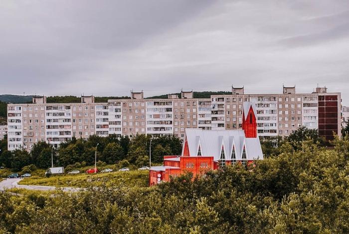 Сюда приходят местные католики. /Фото:smartik.ru