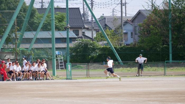 Cпортивная форма тоже у каждой школы своя. /Фото: Ю.Синалеев, Япония