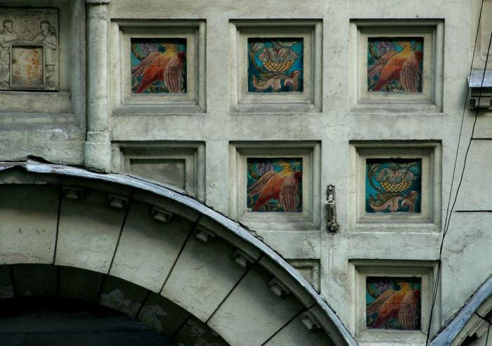 Саввинское подворье впитало в себя сразу несколько архитектурных стилей. /Фото:Юрий Осинин