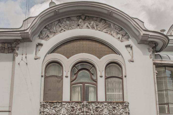 Здание считается одной из лучших работ Кекушева. /Фото:vseomoskve.info