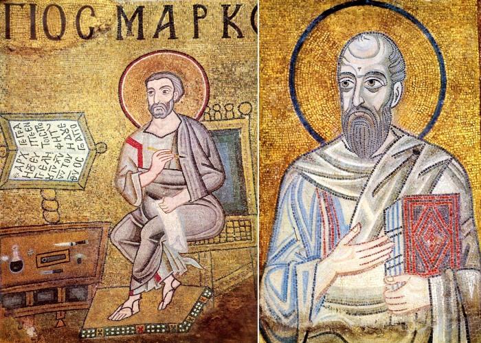 Поздний Македонский стиль предполагает лаконичность и строгость изображений святых. /Фото:pravlife.org