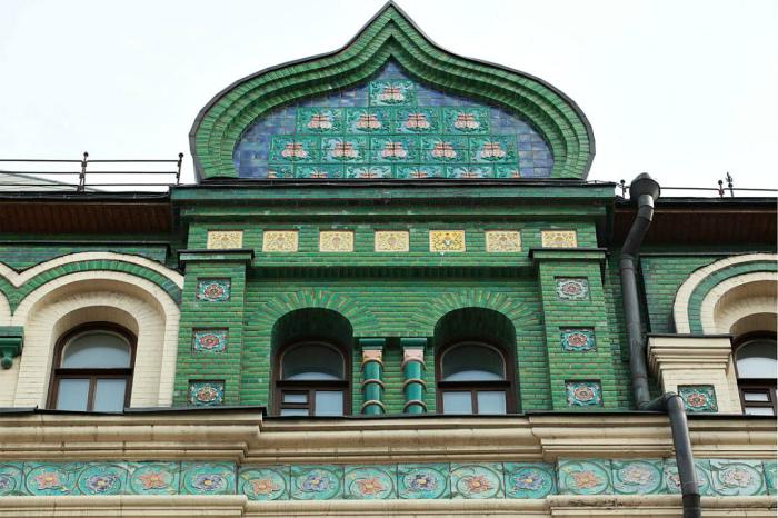LjДоходный дом Миансаровой на Б. Сухаревской в Москве. /Фото:kelohouse.ru