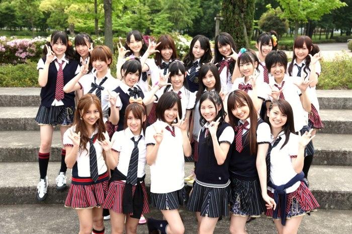У каждой школы своя, неповторимая форма. /Фото:tokyotimes.com