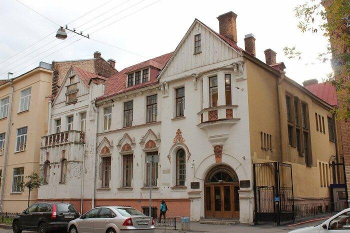 Дом до реставрации. / Фото:fotostrana.ru