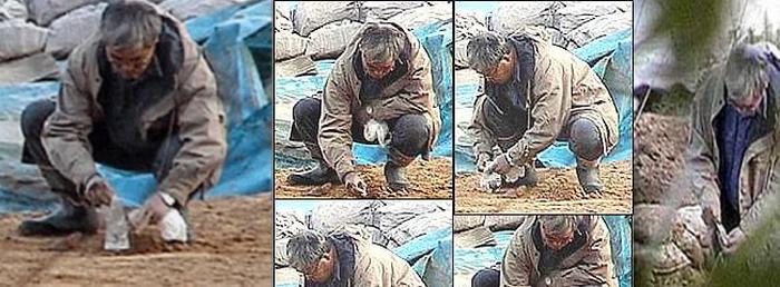 Сенсационные фотографии,сделанные японскими папарацци, не оставили сомнений в том, что он обманщик.