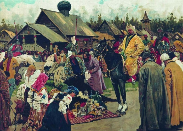 Татары собирали дань с русских, а ушкуйники грабили и татар, и русских./Фото:bump.ru