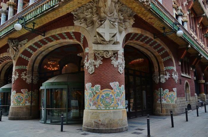 Фрагмент здания. /Фото:espanarusa.com
