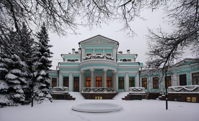 Особняк в Глазовском в наши дни. /Фото:mosday.ru