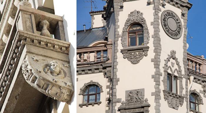 Это одно из самых интересных и красивых зданий Санкт-Петербурга отлично сохранилось и по сей день. /Фото:citywalls.ru