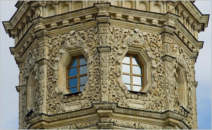 Архитектурный шедевр под Подольском. /Фото:mochaloff.ru