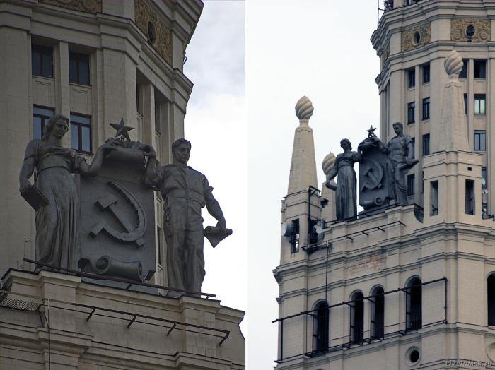 Хрущев считал, что в доме много излишних украшательств.