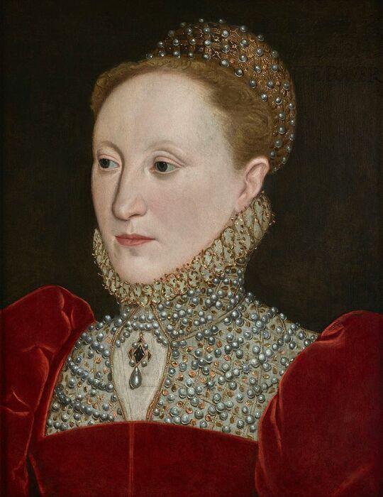 Портрет Елизаветы I.