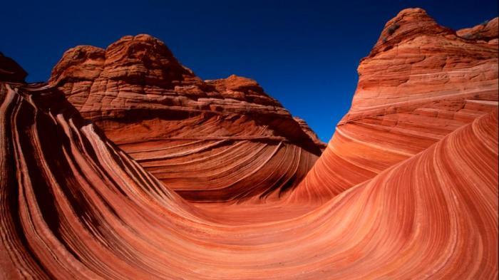 Волны созданы природой за сотни миллионов лет. /Фото:shlok.mobi