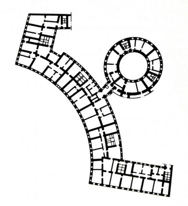 План двух корпусов. /Фото:kvartira78.ru