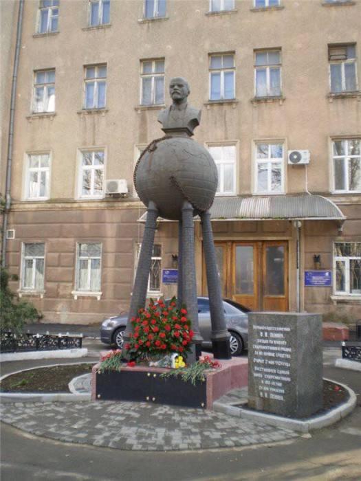 Ленин выглядит весьма странно. /Фото:odessa-history.livejournal.com