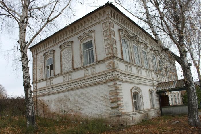 Дом купца. /Фото:hautiev-sh.livejournal.com