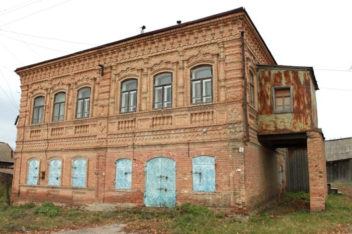 Интересная архитектура. /Фото:hautiev-sh.livejournal.com