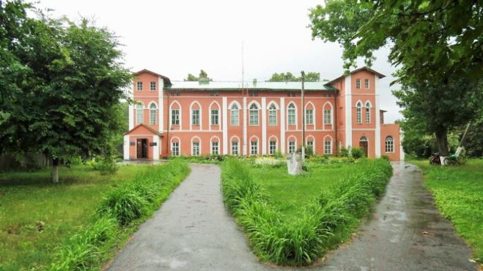 Живописная старинная усадьба. Чем не «Эрмитаж»? /Фото:artchive.ru