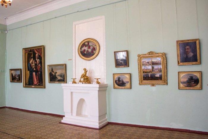 Один из залов музея. /Фото:artchive.ru