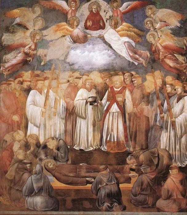 Та самая фреска. /Фото:thevintagenews.com
