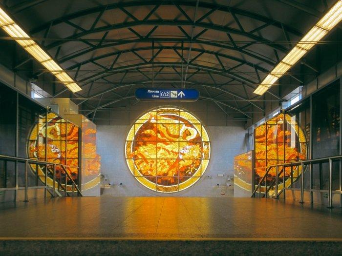 Станция «Парнас» так и не стала для Санкт-Петербурга роковой. /Фото:2gis.com