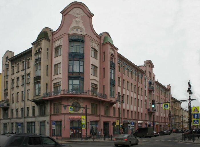 Дом построили за два года. /Фото:Елена Павлова, fotokto.ru