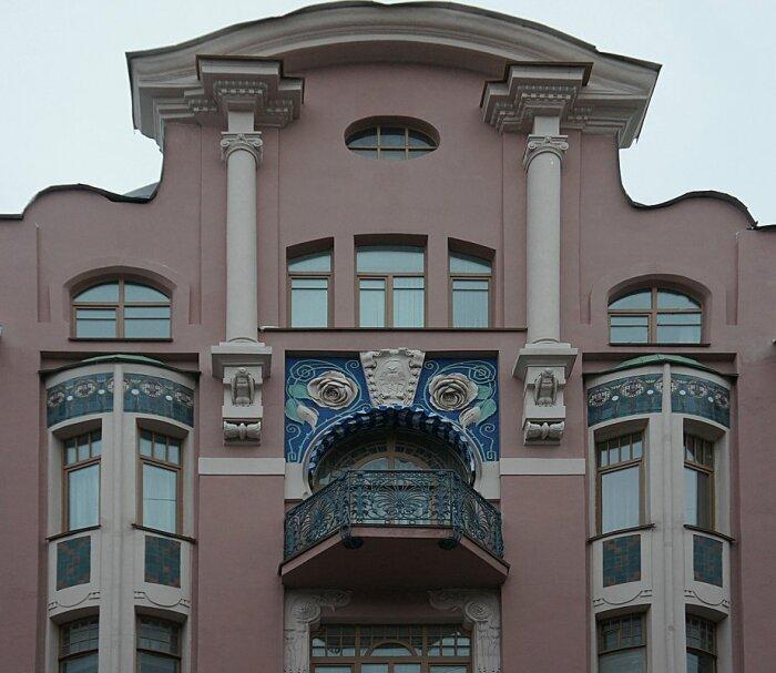 Фасад в наши дни. /Фото:Елена Павлова, fotokto.ru
