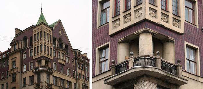 Необычайно красивая архитектура. /Фото:citywalls.ru