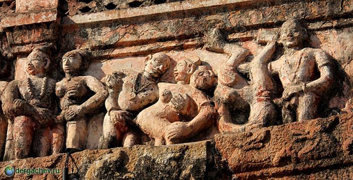 Некоторые из скульптур слишком натуралистичны. /Фото:dergachev-va.livejournal.com