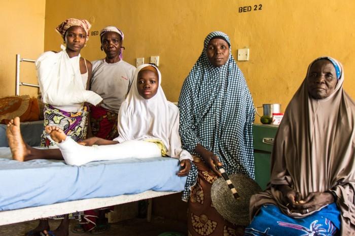 В Нигерии лучше не болеть. /Фото:Jesus Serrano Redondo, icrc.org