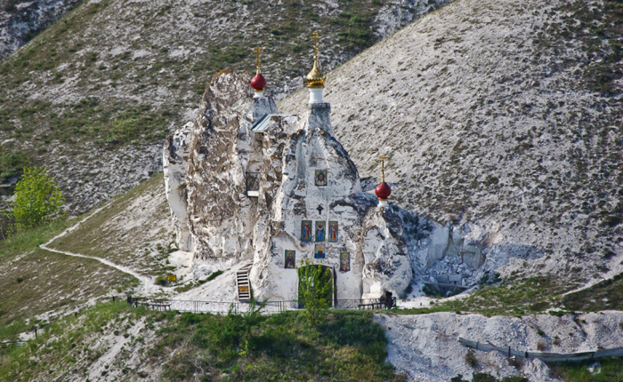 Пристанище гонимых христиан. /Фото:24warez.ru