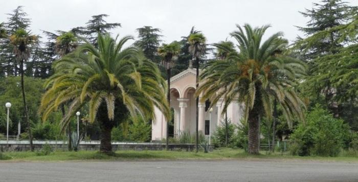 В этом райском уголке Игумнов разбил сады экзотических фруктов. /Фото:otzovik.com