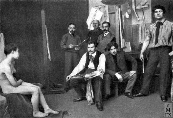 Художники, бросившие вызов обществу, стали классиками авангардизма.