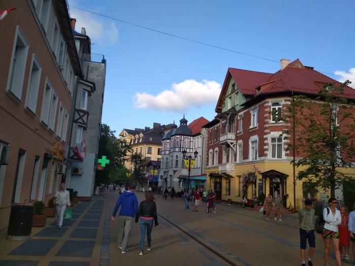 Красивый и уютный европейский городок. /Фото:Екатерина Пичугина