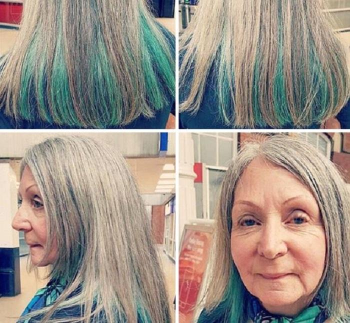 Этой пенсионерке 70 лет, но она все-таки решилась изменить свою внешность, а значит, и жизнь.