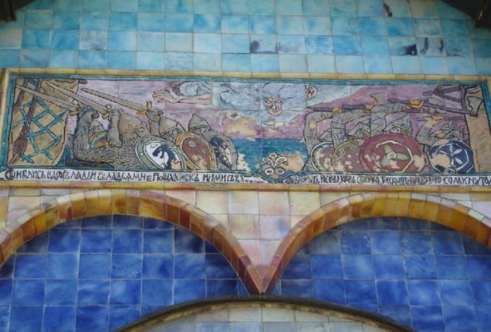 Фрагмент фасада. /Фото: vipgeo.ru