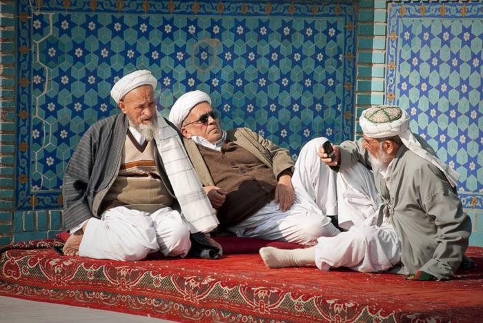 Местные жители слагают о мечети немало легенд,и некоторые из рассказов подкрепляются словами афганских историков. / Фото:jpegshare.net