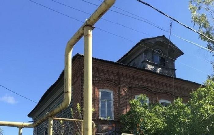 На фото в объявлении можно увидеть фрагмент дома. /Фото: myseldon.com