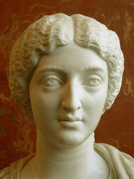 Так выглядела Фаустина Младшая. /Фото: wikipedia.org