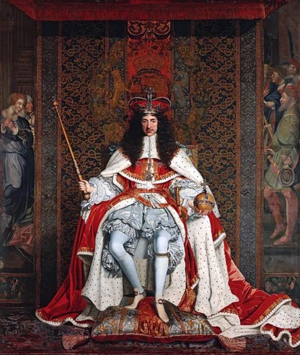 Коронация Карла II.