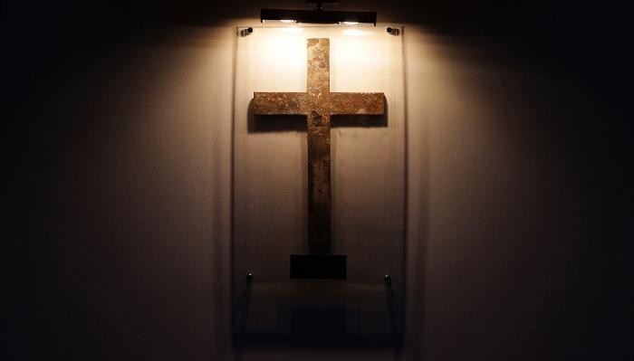 Крест. /Фото: Анна Кабисова, etokavkaz.ru