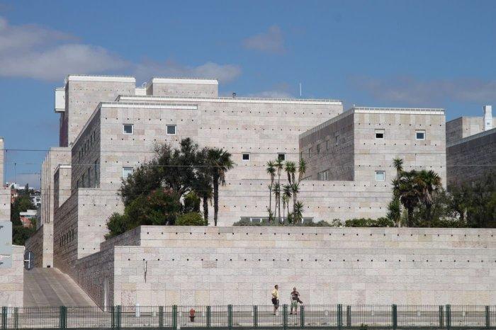Один из известнейших проектов Греготти, реализованный в Лиссабоне. Фото:pinterest.com