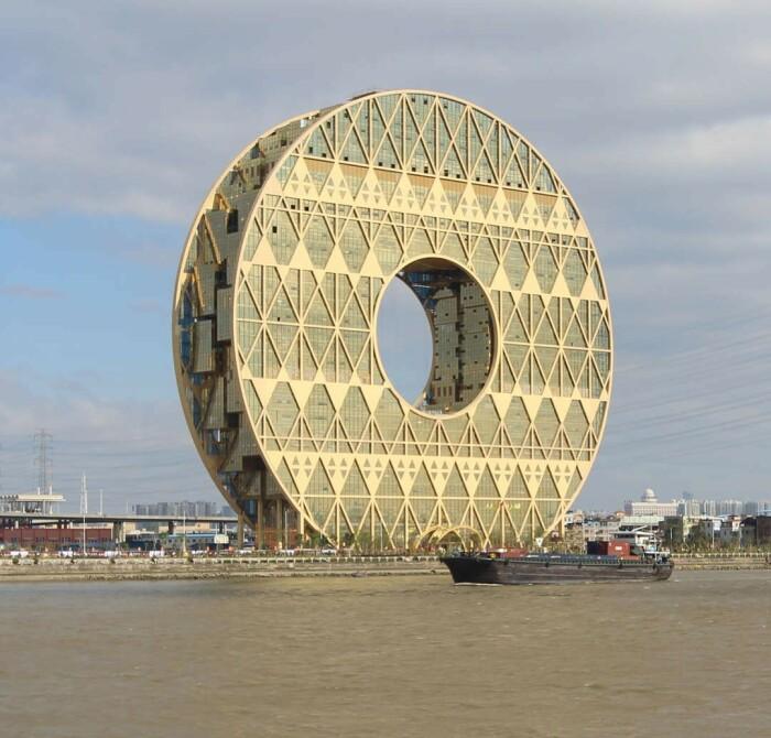 Кажется, что это катится огромное колесо. /Фото:masterok.livejournal.com