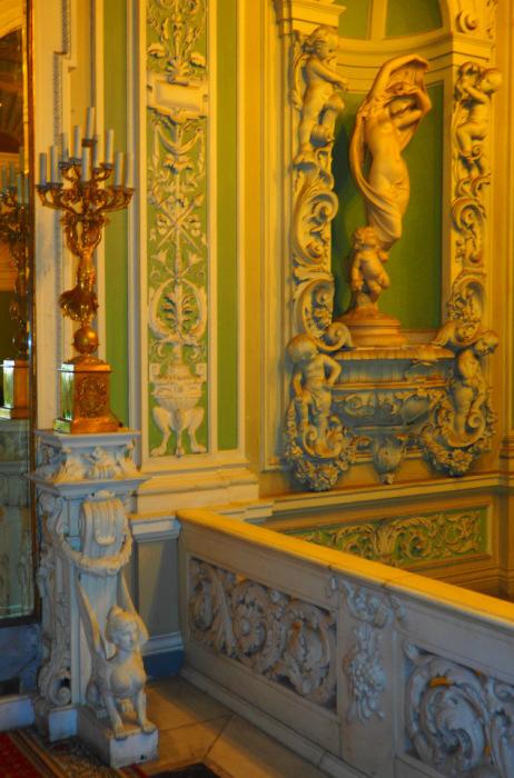 Фрагмент интерьера. /Фото: livejournal.com