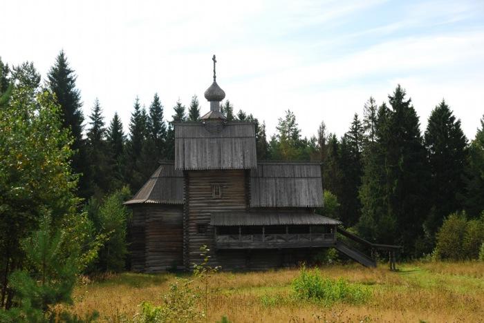 Церковь. /Фото:drive2.ru