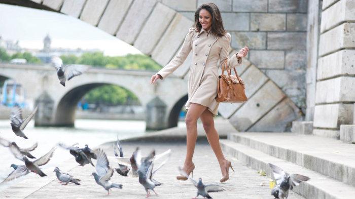 Придется носить дорогую обувь в любую погоду. /Фото:artsfon.com