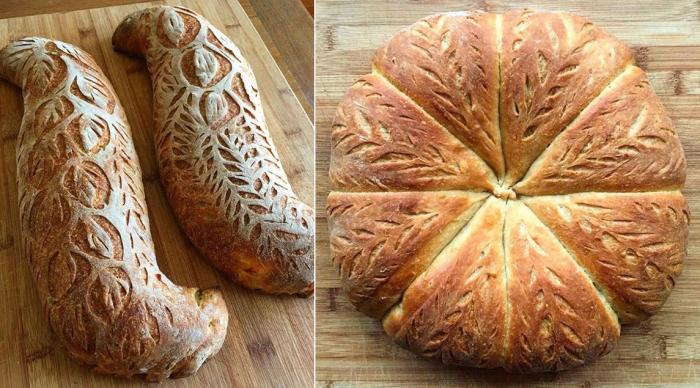 Хлеб на любой вкус.