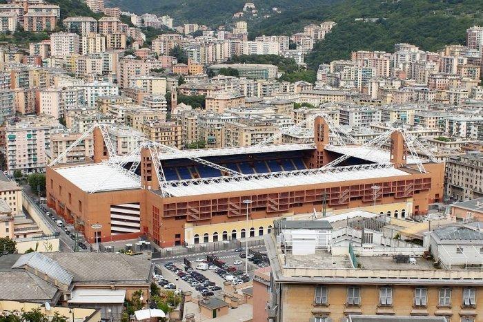 Стадион «Луиджи Феррарис»/Фото:wikipedia.org