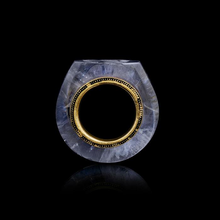Кольцо хранит тайну своего происхождения. /Фото: Wartski BNPS